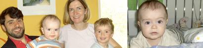 Nostro figlio aveva la leucemia