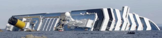 La catastrofe della Costa Concordia