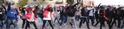 Flashmob – Jesus loves you