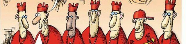 Conclave – ognuno decide che il suo deputato di Dio
