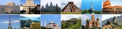 Le sette meraviglie del mondo