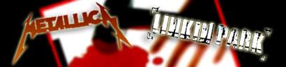 Metallica e Link in Park ispirano i killer di serie