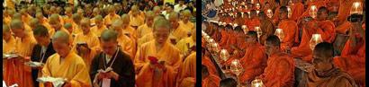 Sacerdote buddiste trova la vita nuova attraverso Gesù
